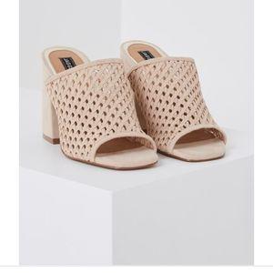 New Jaggar touchstone wedge heel